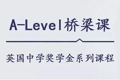 A-level桥梁课程