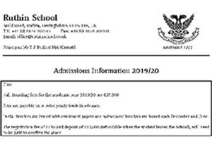 英国露丝公学费用及奖学金计划