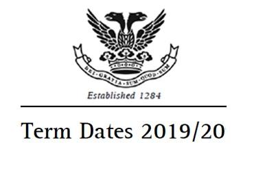 露丝公学2019/2020年学期安排